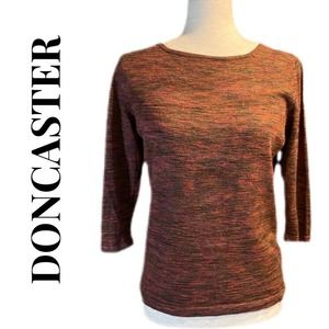 DONCASTER 3/4 LENGTH TEE